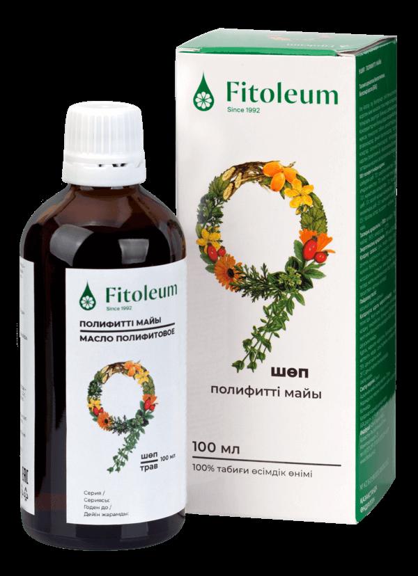 Fitoleum 9 шөп майы