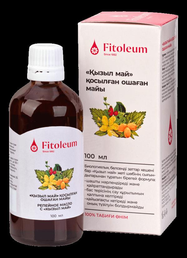 Fitoleum Қызыл май қосылған ошаған майы
