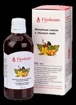 Фитолеум Репейное масло с Кызыл май